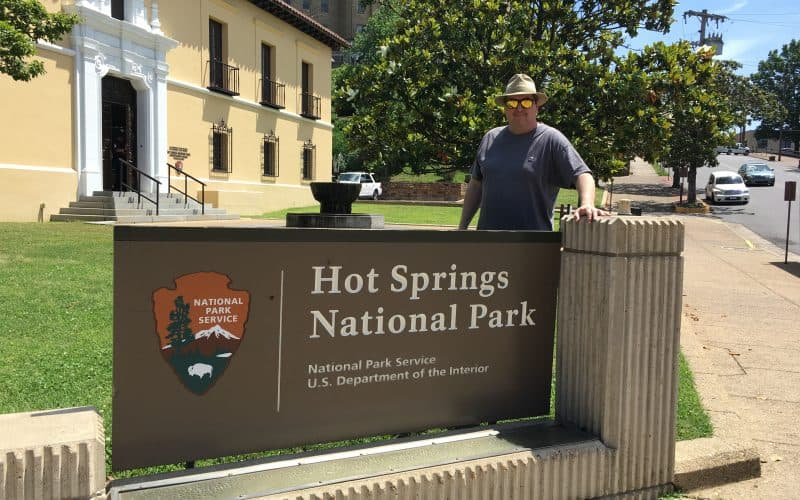 Hot springs Arkansas, AR